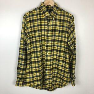 Ralph Lauren Plaid Shirt Men's M